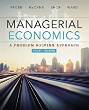 Best managerial economics a problem solving approach 4th edition Reviews