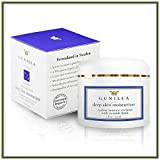 GUNILLA Deep Skin Moisturizer + Advanced Ceramides | Anti Aging, All-Day Hydration, 15 Soothing Botanicals, VIT-C, E, Zinc, 60% Super Aloe, Spa-Grade (2oz 60 Day) Made in USA