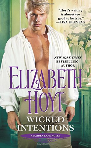 Wicked Intentions (Maiden Lane, Band 1)