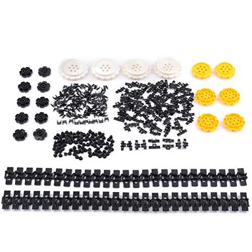 Fujinfeng Technik Teile für Lego, Crawler usw. Technic Teile Einzelteile