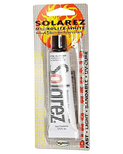 Solarez Microlite White