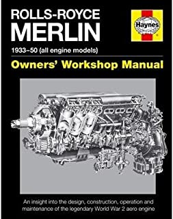[(Rolls-Royce Merlin Manual: 1933-50 (All Engine Models))] [Author: Ian Craighead] published on (March, 2015)