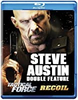 Steve Austin: Recoil & Tactical Force [Blu-ray] [Import]
