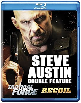 Steve Austin  Recoil & Tactical Force [Blu-ray]