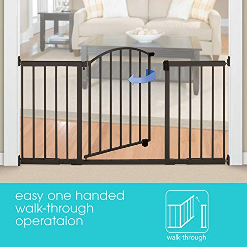 51J8XGi2rPL 8 of the Best Walk Through Baby Gates for 2021 (Review)