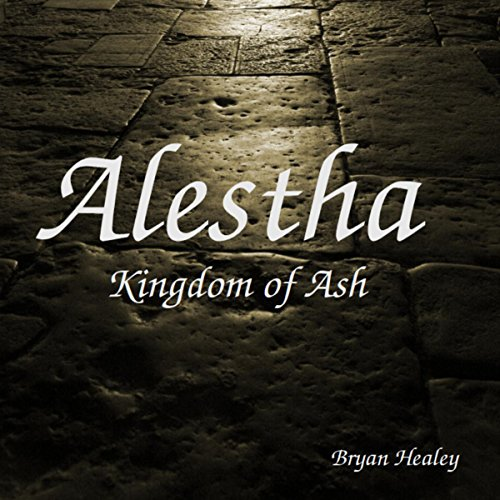 Alestha audiobook cover art