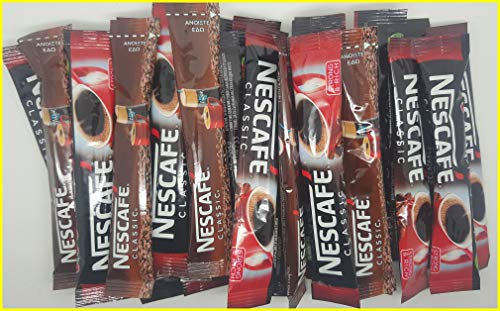 Greek Nescafe Frappe Stick Classic Instant Coffee 30 STICKS by Nescafé