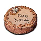 Signature Chocolate Truffle Birthday Cake - US Delivery