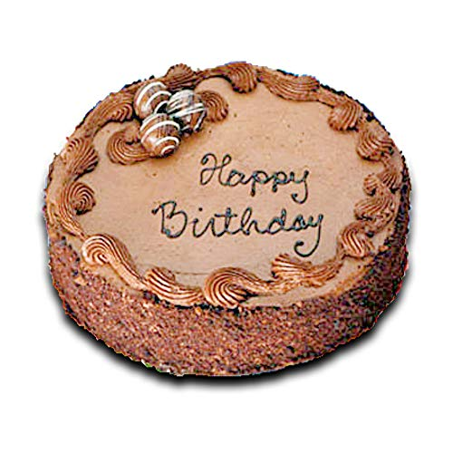 Signature Chocolate Truffle Birthday Cake - US Delivery