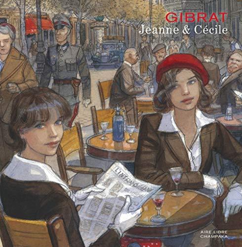 Artbook - Jeanne et Cécile - tome 1 - Jeanne et Cécile