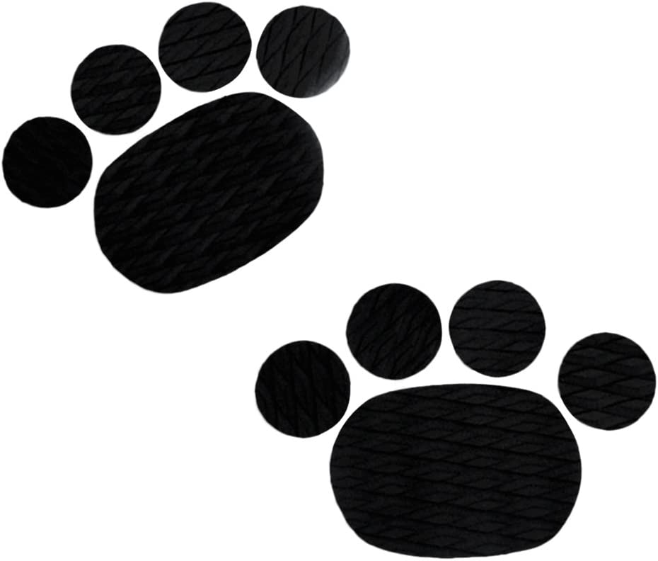 Fancyes 10 Pieces EVA Deck Credence Traction Pad for New York Mall Grip Pa Dog Up Stand