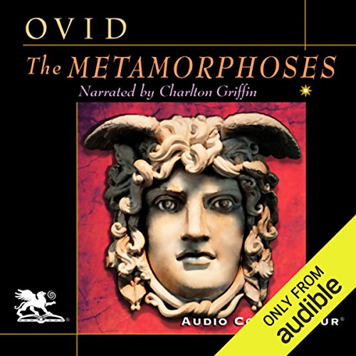 The Metamorphoses audiobook cover art