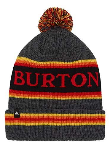 Burton Herren Mütze Trope, True Black Heather, 1SZ, 10474106001, einheitsgröße