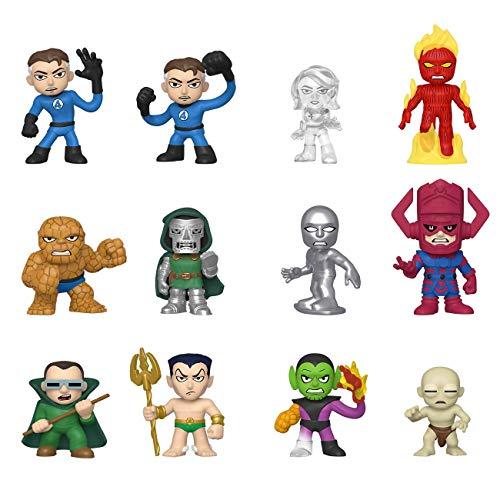 Funko Mistery Minis Cuatro Fantasticos - Fantastic Four