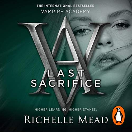 Vampire Academy: Last Sacrifice cover art