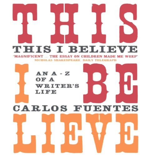 This I Believe cover art