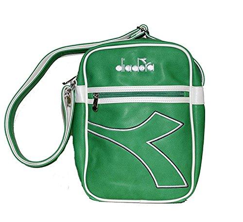 Diadora tracolla verticale colors verde