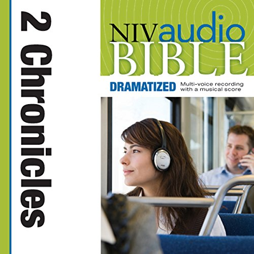 NIV Audio Bible: 2 Chronicles (Dramatized) audiobook cover art