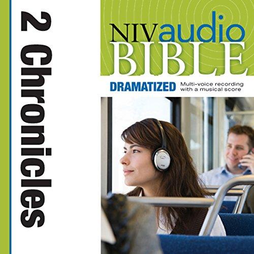 Dramatized Audio Bible - New International Version, NIV: (13) 2 Chronicles audiobook cover art