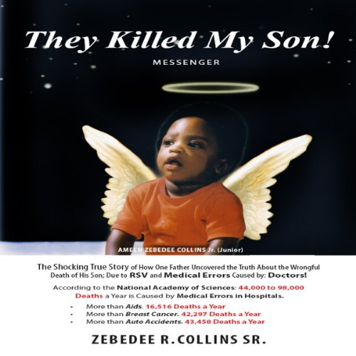 They Killed My Son! audiobook cover art