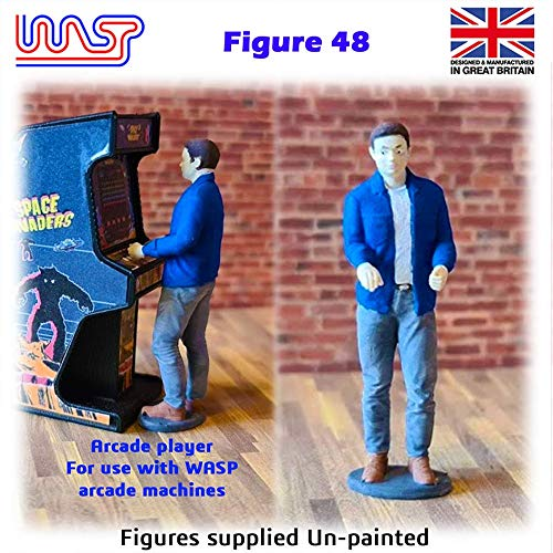 Trackside Figure Scenery Display No 48 New 1:32 Scale WASP
