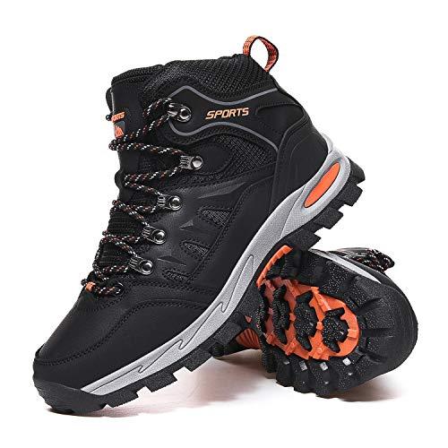 Walking Boots Men Hiking Boots Women Lightweight Trekking Boot Breathable...