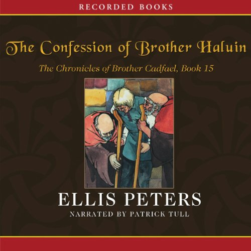 The Confession of Brother Haluin audiobook cover art