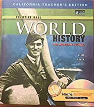 Prentice Hall World History, The Modern World: California Teacher's Edition: California Teacher Express, Plan * Teach * Assess