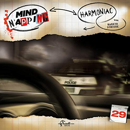 Harmoniac cover art