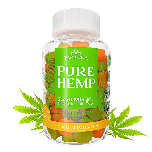✅ FUN & DELICIOUS ALTERNATIVE - You surely won't forget taking one of these daily! Ditch your bitter hemp tablets and pills for these gummy edibles. It tastes great and smells oh so good! Hemp gummies for pain and anxiety. ✅ NUTRIENT - RICH TREAT - N...
