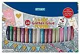 Stylex 10 g Glitter 3D Glue (24 Pezzi)
