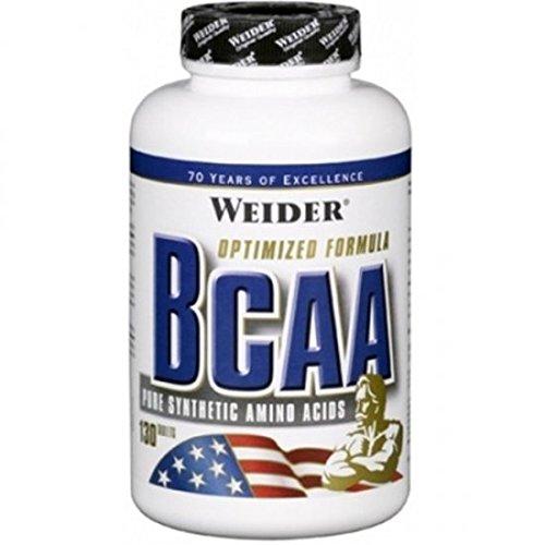 Weider BCAA 2:1:1 Formula amino acid energy - 130 tablets M