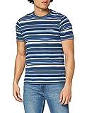 Dockers Logo Tee, Camiseta Hombre, Colman Slate Desert, M