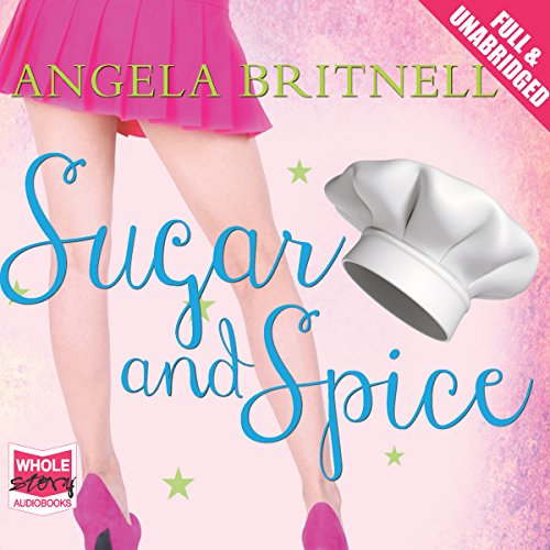 Sugar and Spice audiobook cover art