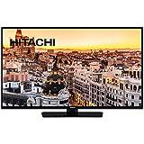 Hitachi 40He4001 Led TV Full HD Smart TV WiFi, 101.6 Cm, Negro