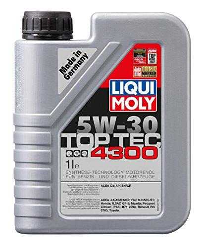LIQUI MOLY 3740 Top Tec 4300 5W-30 1 l