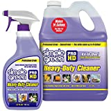 Pro HD'Purple' Concentrated Cleaner & Degreaser - Heavy Duty, Professional, Automotive, Restaurant, Grills, Ovens (32 oz...