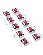 Transformadores de audio 1:1 EI14 de aislamiento monofásico de 600 Ohm 10pcs/pack 600