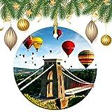 Happygoluck1y - Ornamenti in ceramica con...