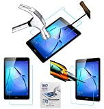 Acm Tempered Glass Screenguard Compatible with Honor Mediapad T3 8inch Tablet Screen Guard