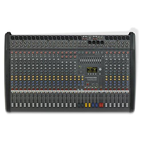 PowerMate 2200-3 Powermixer, 2x 1000 W / 4 Ohm
