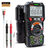 KAIWEETS Digital Multimeter TRMS 6000 Counts Ohmmeter Voltmeter Auto-Ranging Fast Accurately...