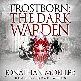 Frostborn: The Dark Warden cover art