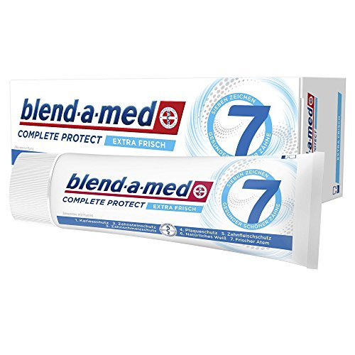 Blend-a-med Complete Protect7 Extra Frisch Zahncreme 75ml, 12er Pack (12 x 75 ml)