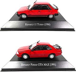 Renault Fuego GTA MAX 1991 1//43 AQV1 OPO 10