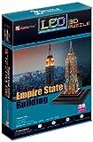 CubicFun Puzzle 3D Empire State Building LED (5523219)