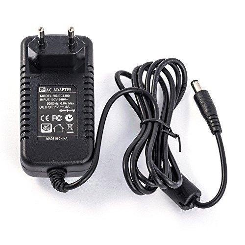 Steckernetzteil 5V/4A 20W Adapter RS-E04J00-S02 Hohlstecker 5,5/2,1mm