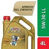 Castrol Edge 5W-30 LL Full Synthetic Engine Oil (4L)