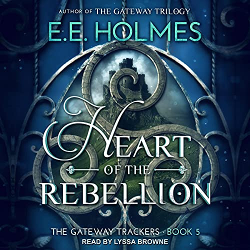 Gateway Trackers Series, Book 5 Audiobook By E. E. Holmes cover art
