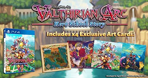 Valthirian Arc: Hero School Story - PlayStation 4 [Edizione: Regno Unito]
